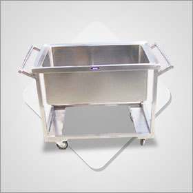 Soak Sink Trolley