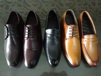 MEN`S HIGH FASHION LEATHER SLIP-ON SHOES