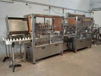 Servo Base Filling Line
