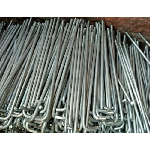 Galvanised Foundation Bolts