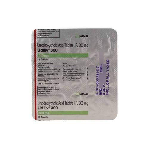 Ursodeoxycholic Acid Tablet