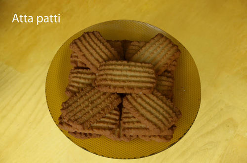 Atta Patti Biscuit