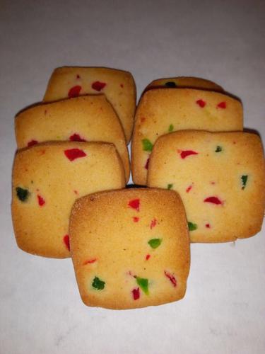 Cherry Biscuit