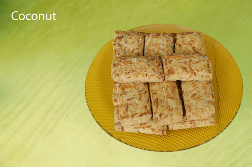 Coconut Laccha Biscuit