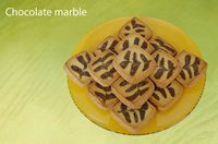 Chocolate Marble Biscuit