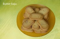 Butter Kaju Cookies