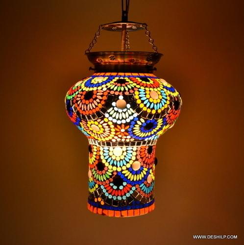 Design Glass Hanging Light Decorative Home Decor Gift Items