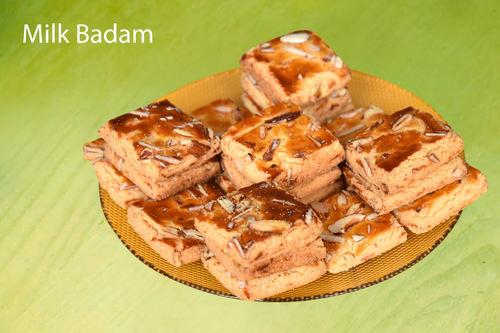 Milk Badam Cookies