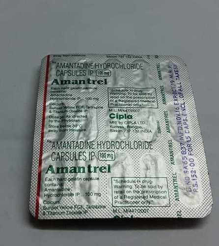 amantadine hydrocloride capsules