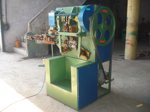 Wire Making Machine