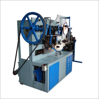 Tin Container Handle Making Machine