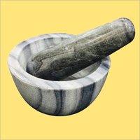 Marble Mortar Pestles