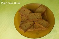 Milk Cake Rusk