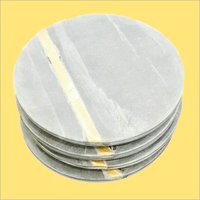 Handicraft Marble Coaster