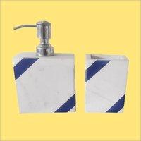 Marble Soap Dispenser