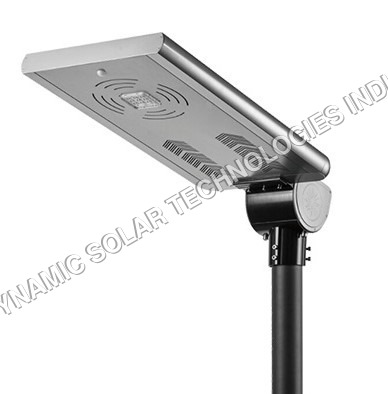 2000-5400 Lumens Fully Automatic All-In-One LED Solar Street Light
