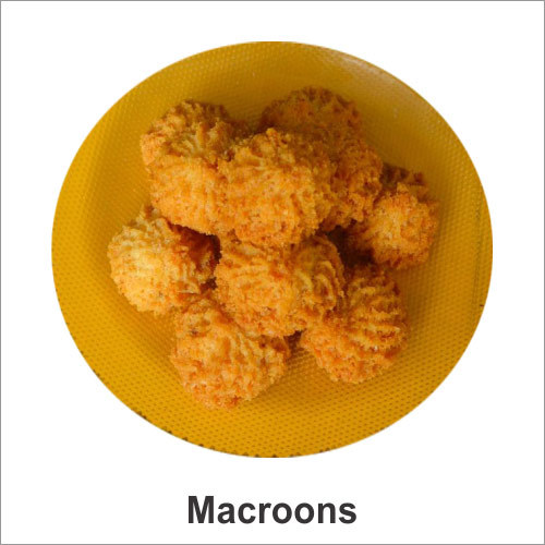 Macroons {(Navratri Special) (Fast)}