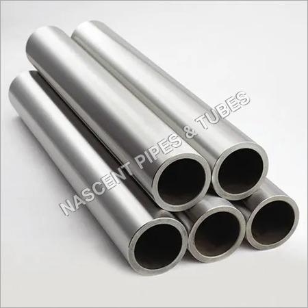 Silver Monel K500 Pipe