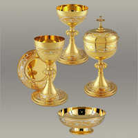 Ancient Ciborium Set