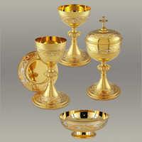 Ancient Ciborium Set