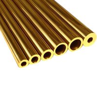 Brass Pipe & Tubes
