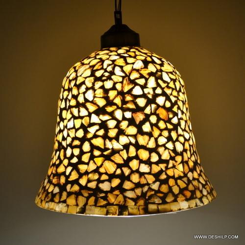 U Glass Seap Hanging Lamp