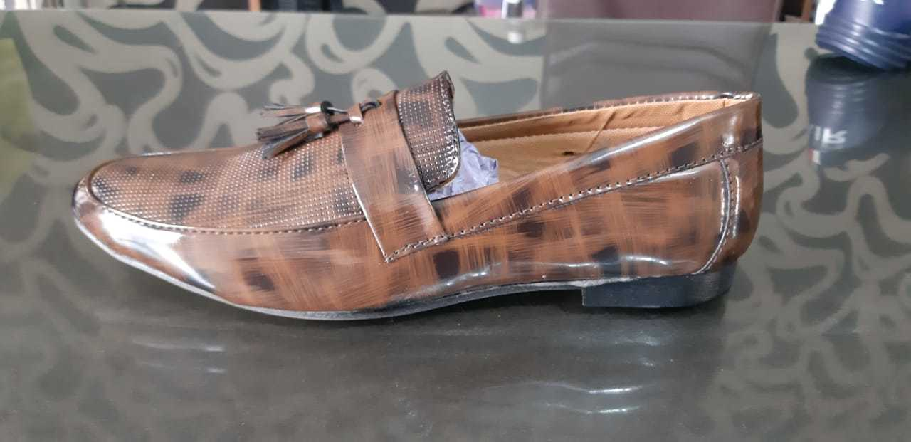 MEN`S HIGH FASHION CASUAL SLIP-ON SHOES