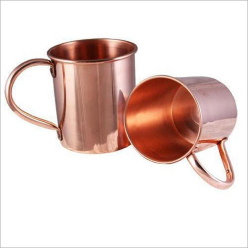 Copper Kitchen Mug