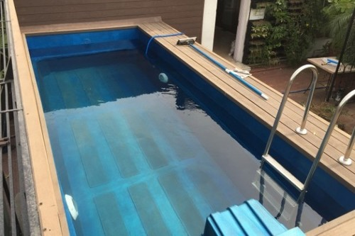 Plunge Swimming Pool