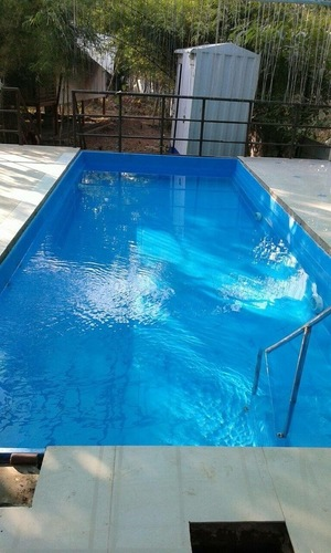 Prefabricated Swimming Pool