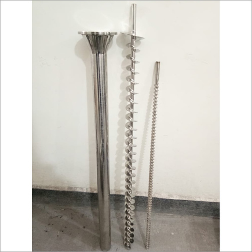 Pouch packing machine Screw