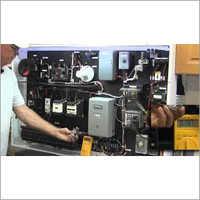 control Panel wiring control