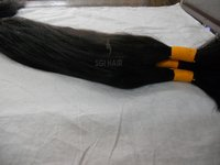 Indian Temple wholesale Bulk human hair
