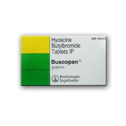 Hyoscine butylbromide Tablets