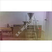 Semi Automatic Pasta Making Machine 200 Kgh