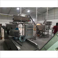Industrial Pasta Making Machine 300 kg/h