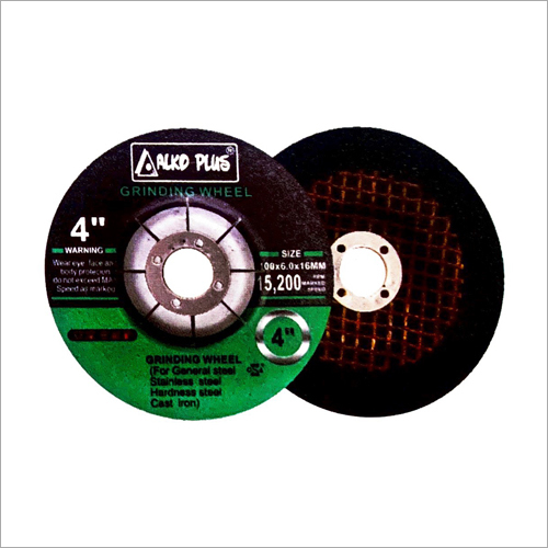 Abrasive Wheel And Disc