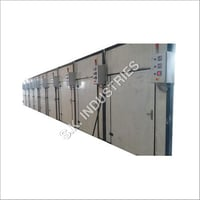 Static Dryer 500 kg / Batch