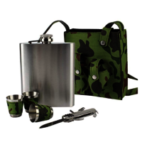 BAG HIP FLASK