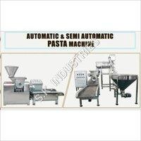 Automatic Pasta Macaroni Plant