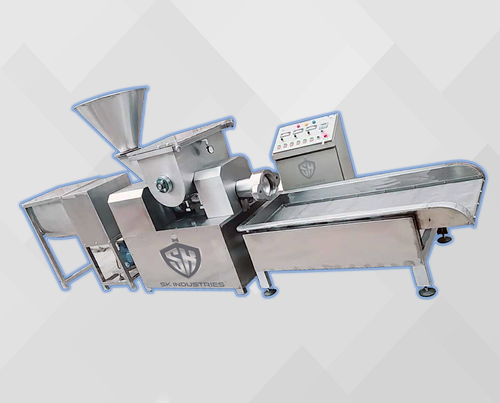 Semi Automatic Macaroni Extruder