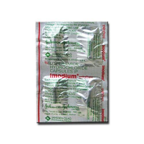 Loperamide Capsules