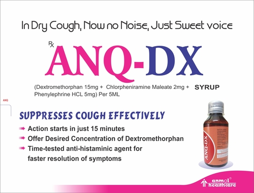 Dextromethorphen Syrup
