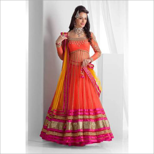 Ladies Heavy Designer Lehenga