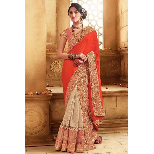 Ladies Designer Bollywood Saree