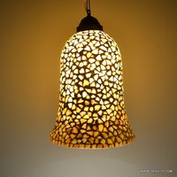 Seap Lamp U Glass Shaped Hanging