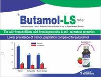 Levosalbutamol Ambroxol Hydrochloride Syrup