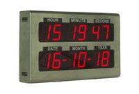 GPS  MASTER SLAVE CLOCK SYSTEM