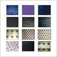 Colour Full Perforated Metal Sheet