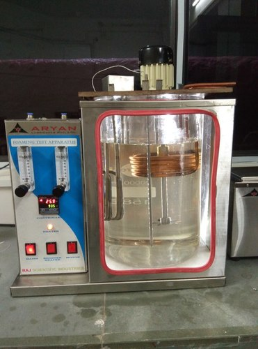 Foaming Test Apparatus